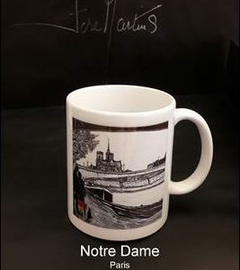 ND de Paris Mug